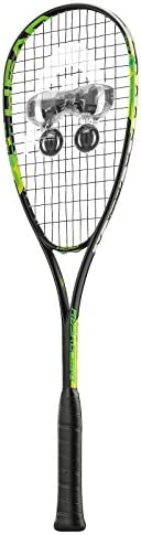 HEAD Discovery Elite Squash Racquet Goggles Ball Pack (Green)