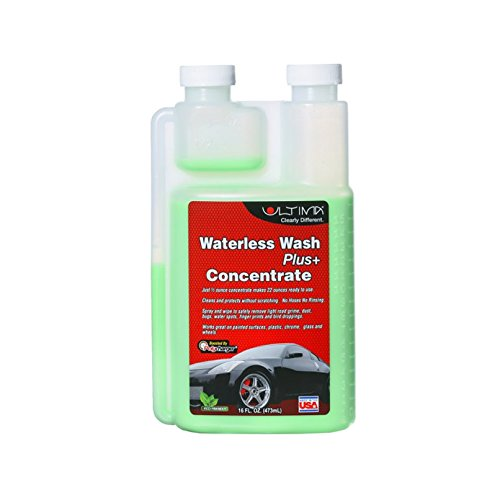 Ultima Waterless Wash 42:1 Concentrate 16.9 oz Bottle
