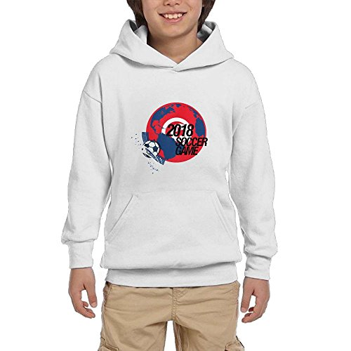 2018 Soccer Game Tunisia Youth Pullover Hoodies Fashion Pockets Sweaters supplier