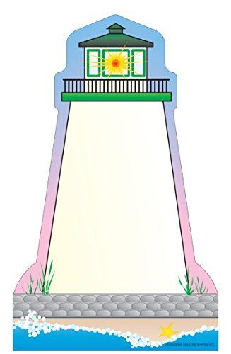 (Lighthouse Large Notepad )