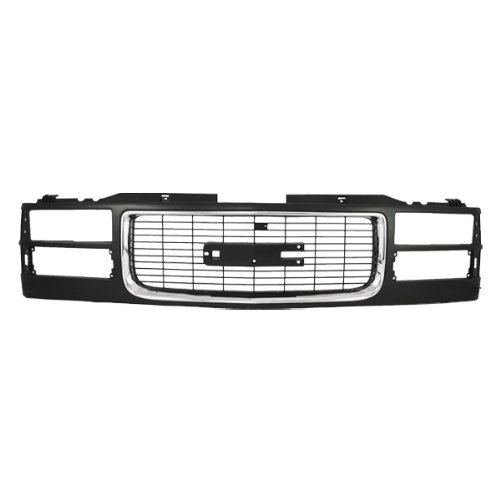 CarPartsDepot, Front Composite Type Blac - Gmc Truck Grilles Shopping Results