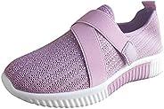 BOLUOYI Women's Casual Walking Shoes Lightweight Slip On Travel Snea