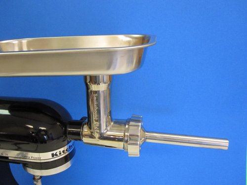 meat grinder attachment for mixer - 8