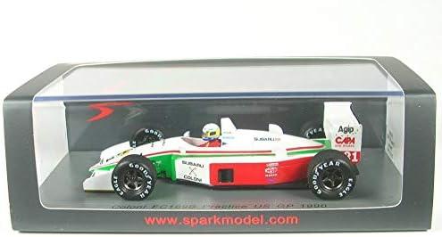 ☆ スパーク 1/43 コローニ FC189B 1990 F1 アメリカGP プラクティス #31 B.ガショー
