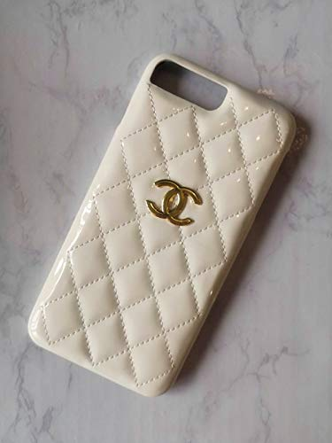 iPhone 8 Case, iPhone 7 Case (US-Fast Deliver), Fashion Shock Protection Vintage Elengant Luxury Monogram Case for iPhone 8 / iPhone 7