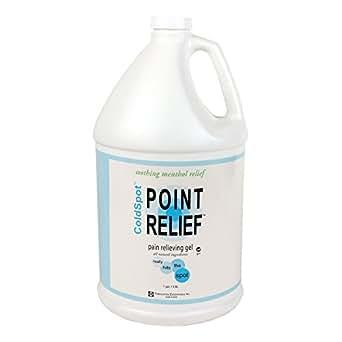 Point-Relief 11-0712-1 Point Relief ColdSpot Lotion, Gel Pump, 128 oz