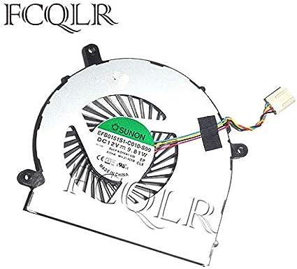 FCQLR CPU enfriamiento Ventilador para DELL All in One