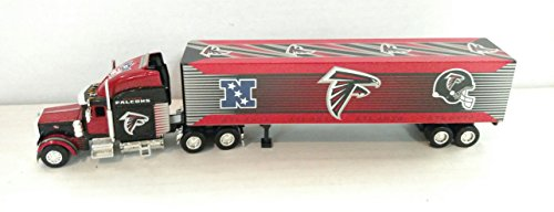 (Atlanta Falcons 2004 LImited Edition Die Cast Tractor Trailer)
