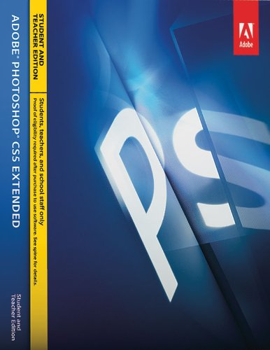 Adobe Photoshop Extended CS5 Student and Teacher Edition for Mac  [Download]