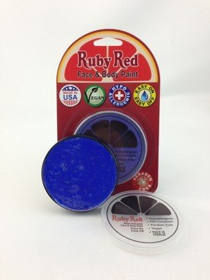 Ruby Red Face Paint .61oz-Blue]()