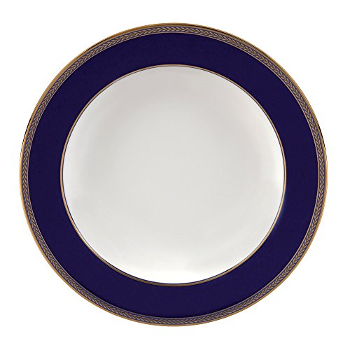Renaissance Gold Rim Soup Plate (Fine Bone China Soup)