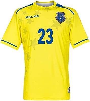 Kosovo 3ª berisha nº 23 Camiseta 2017 2018 (diseño de ...