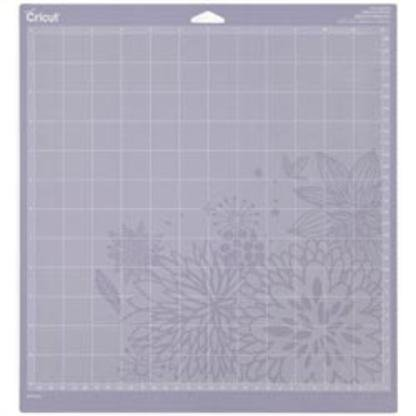 - Cricut 29-0386 12-by-12-Inch Tacky Cutting Mats with Measurement Grids, Set of 2