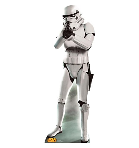 Storm Trooper - Star Wars Classics Retouched - Advanced Graphics Life Size Cardboard Standup