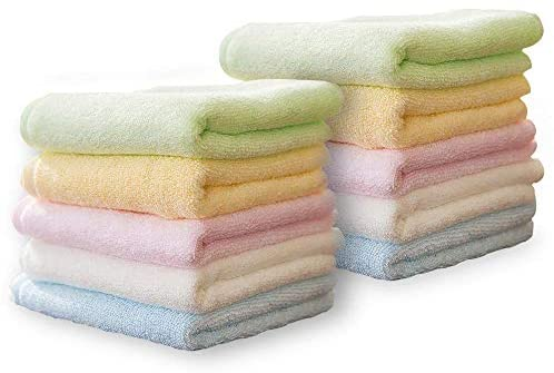 YOOFOSS Washcloth Bathroom Hotel Spa Kitchen Multi Purpose Fingertip product image