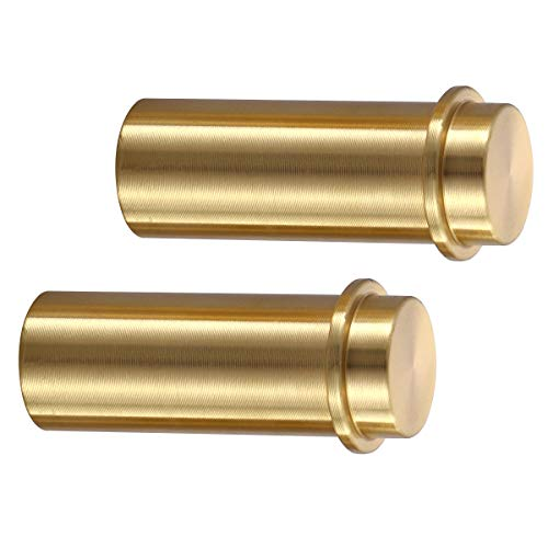 TECI Wall Mount Coat and Robe Hook Brushed Brass (S)