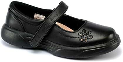 Mt. Emey 9205 WW Round Toe Leather Nursing & Medical Shoe
