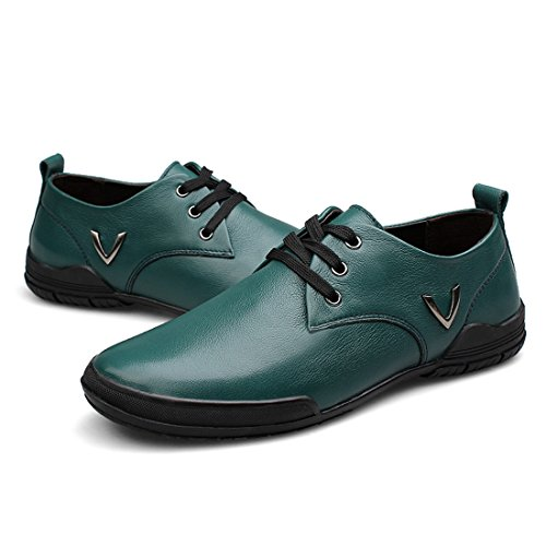 Pattini lh099c Per Uomini Verde Di Minitoo Asl Gli Verde 39 Vestito Pizzo UOnfEax