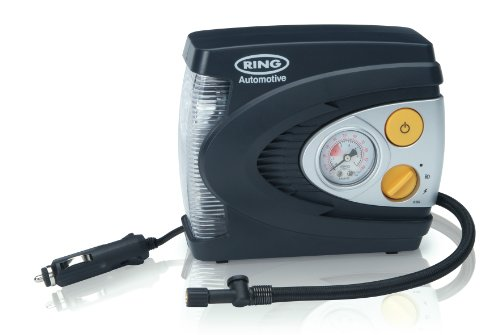 Ring Automotive RAC620 12V Analoger Kompressor mit LED Licht