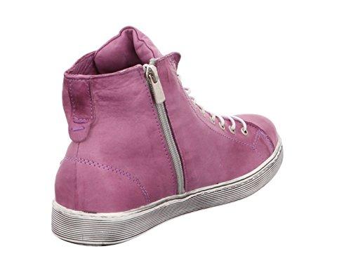 Andrea Conti 0341500 Lavendel Damen Boots & Stiefeletten in Mittel Violett