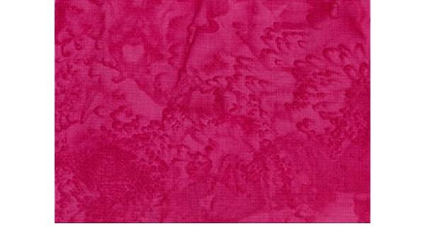 Moda Fabric Kota Batiks Raspberry: Amazon.es: Hogar