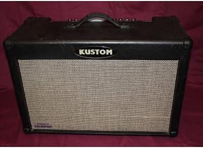 Amplificador guitarra Combo Kustom Quad 100 100 Watts ...