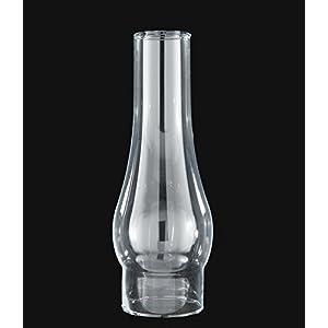 B&P Lamp 3″ X 10″ Slim Chimney, Clear