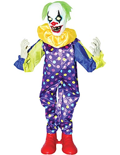 Gemmy (Sun Star) Animated Clown Decoration -