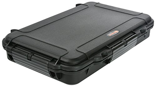 Home or Travel Cigar Humidor Waterproof dust-proof Cigar Case With Pressure Equalization Valve to Keep your cigars safe during Flight by Elephant Cases (Image #3)