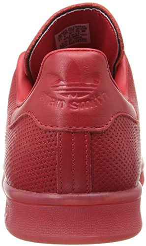 Adidas Stan Smith White Red Mens Trainers Scarlet/Scarlet/Scarlet