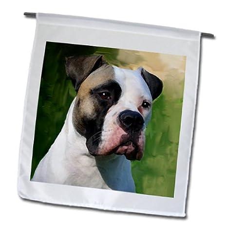 Amazon.com: Perros Bulldog – American Bulldog – Banderas ...