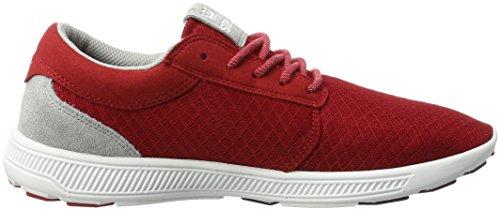 Baskets Supra Noir Noir Rot Hammer Red Homme white Run UF4FwpxqO