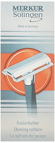 Merkur Long Handled Safety Razor (MK 23C)