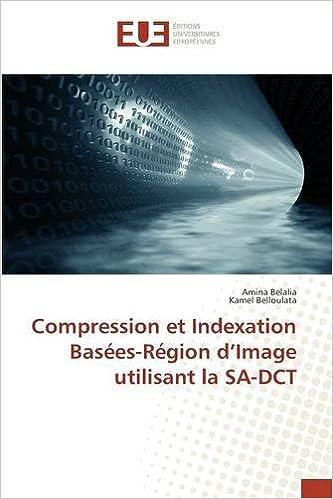 Lire en ligne Compression et Indexation Basées-Région d'Image utilisant la SA-DCT pdf ebook