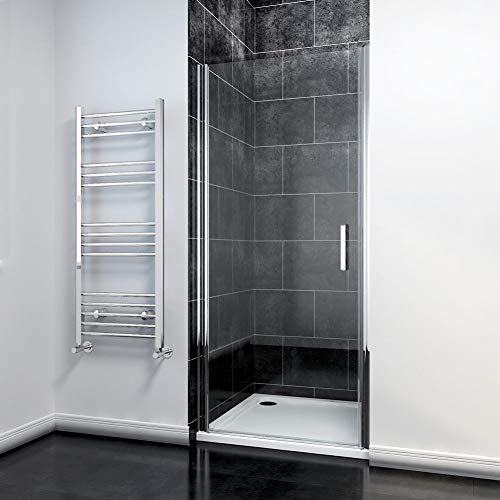 Elegant Hinged Pivot Shower Door 30