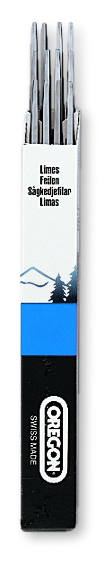 Oregon 532956 Chipmaster 12-Pack 4.5 mm Chain Saw Sharpening Files by Oregon