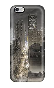 For CaseyKBrown Iphone Protective Case, High Quality For Iphone 6 Plus Dark Newyork City Skin Case Cover