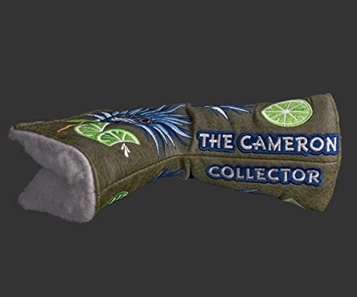 Scotty Cameron 2017 Agave Limited Edition Standard Putter HeadCover by Scotty Cameron (Image #3)
