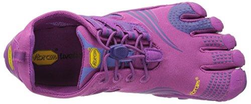 Vibram de KMD Zapatillas LS Exterior Purple Deporte Sport Five Violet Mujer Fingers ExYrqXYw
