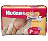 Med Specialties - K-C40581 : Micro-Preemie Diapers by Kimberly-Clark