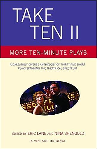More Ten-Minute Plays Take Ten II