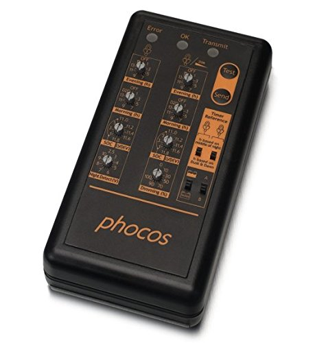 Phocos CIS-CU Remote Configures CIS Charge Controllers Control Programming (Solar Control Unit)