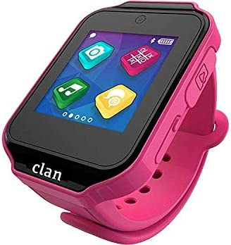 Cefatronic - Smartwatch Clan, Color Rosa (CEFA Toys 109)