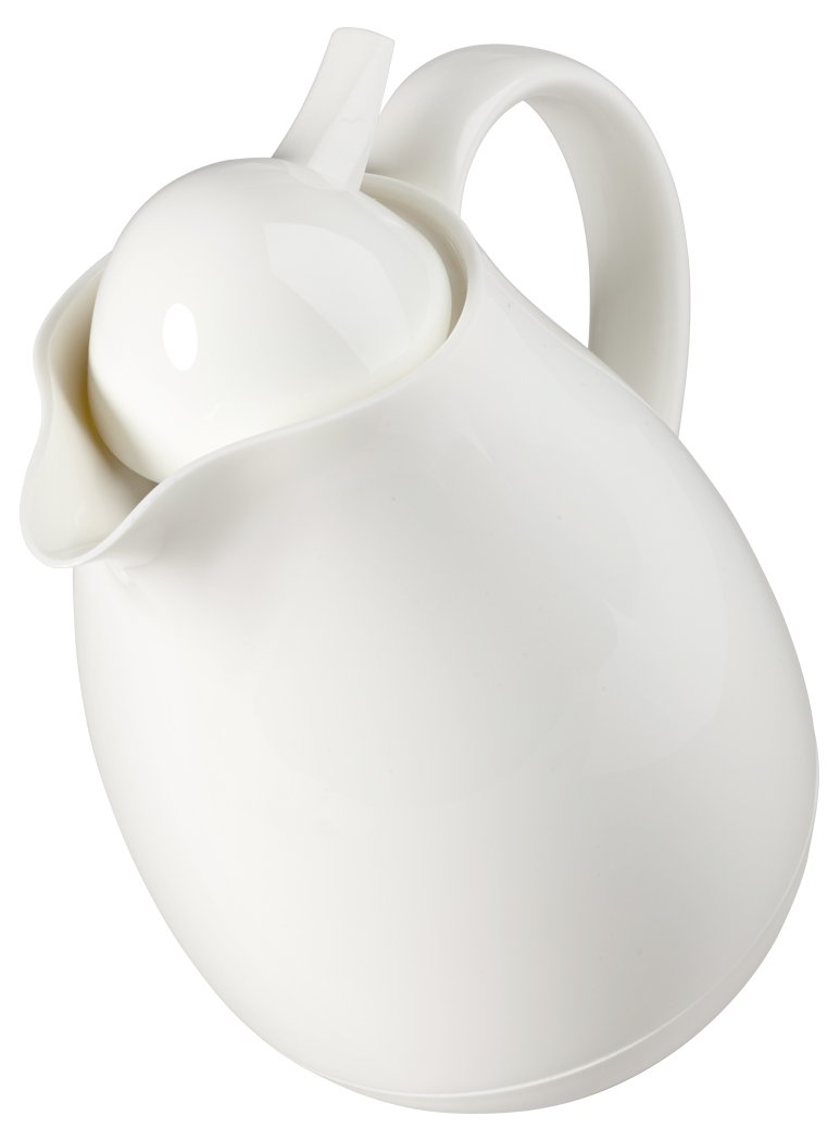 Copco 2510-5815 Chloe Thermal Carafe 1 Quart White