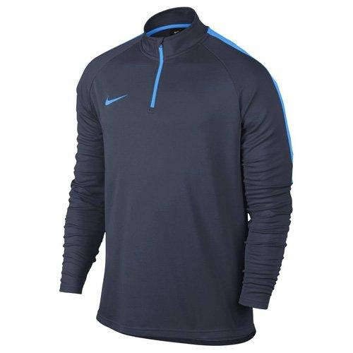 Zip bleu 454 Homme Football Nike De 839344 Obsidienne 4 1 Héros bleu Héros Haut wRaqvaT0