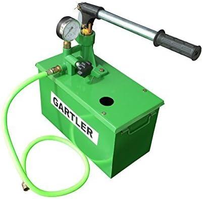 Gartler PD-01974 Pompe de remplissage Vert