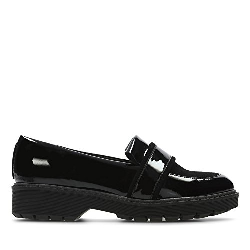 Loafers Women's Ruby Clarks Black Alexa qtRf667