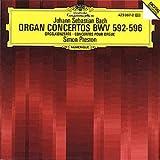 Bach: Organ Concertos Nos 1-5