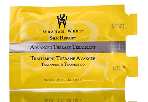 GRAHAM WEBB by Graham Webb: SILK REPAIR THERMACORE THERAPY 1 OZ