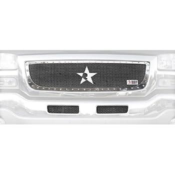 Pro Braking PBR7823-WHT-GOL Rear Braided Brake Line White Hose /& Stainless Gold Banjos